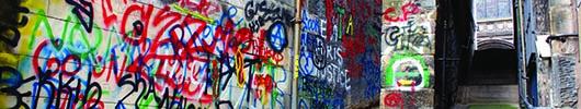 graffiti removal Doncaster