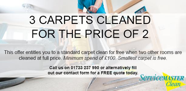 Carpet Cleaning Servicemaster Clean Wellingborough